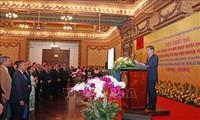 Kota Ho Chi Minh mengadakan resepsi untuk menyambut Hari Nasional Vietnam