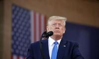 Presiden Donald Trump membenarkan akan mempertahankan seutuhnya rencana peningkatan tarif terhadap barang dagangan Tiongkok