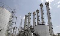 IAEA mengumumkan situasi pengayaan uranium Iran