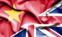 Kerjasama yang potensial  antara Vietnam dan Kerajaan Inggris
