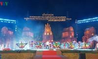 PM Nguyen Xuan Phuc menghadiri Upacara peringatan HUT ke-20 Kota kuno Hoi An dan Zona Kuil Menara My Son mendapat pengakuan UNESCO sebagai Pusaka Budaya Dunia