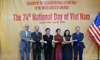 Kegiatan memperingati HUT ke-74 Hari Nasional Vietnam di AS dan Mesir