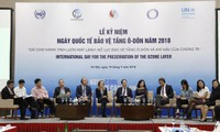 Vietnam menyambut hari internasional melindungi lapisan ozon tahun 2019