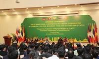 Konferensi Menteri Tenaga Kerja Kamboja, Laos, Myanmar, Thailand dan Vietnam menuju ke usaha melindungi kaum pekerja migran
