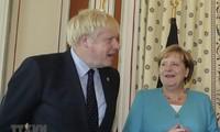 Inggris dan Jerman sepakat aktif  berkoordinasi tentang Brexit
