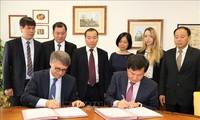 Vietnam dan Italia memperkuat kerjasama pencegahan dan pemberantasan korupsi