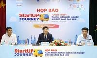 Startup Journey 2019 – perjalanan pemuda startup inovasi kreatif di instansi pariwisata