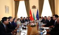 Memperkuat hubungan tradisional persahabatan Vietnam-Bulgaria