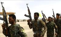 Turki menyerang orang Kurdi di Suriah: Pemerintah Suriah dan orang Kurdi mencapai permufakatan