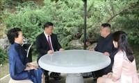 Para komandan Tentara RDRK dan Tiongkok menegaskan kerjasama bilateral