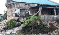 Korban dalam gempa bumi di Filipina