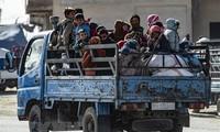 DK PBB mengkhawatir situasi di Suriah Timur Laut