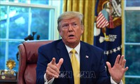 Presiden Donald Trump berharap akan menandatangani permufakatan dagang AS – Tiongkok pada pertengahan bulan November