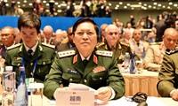 Memperhebat kerjasama pertahanan Vietnam-Tiongkok