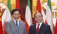 PM Nguyen Xuan Phuc melakukan kunjungan resmi ke Kuwait untuk mempererat hubungan dua negara