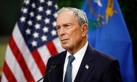 Miliarder AS Bloomberg Ikut Serta pada Kampanye Pilpres