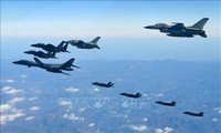 Republik Korea dan AS menunda latihan perang angkatan udara untuk mendorong upaya diplomatik dengan RDRK