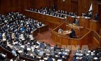 Majelis Rendah Jepang Mengesahkan Permufakatan Dagang dengan AS