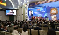 Pembukaan KTT Asia-Pasifik di Kamboja