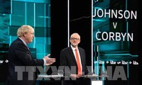 PM Inggris dan Pemimpin Partai Buruh Untuk Pertama Kalinya Melakukan Perdebatan Langsung di TV
