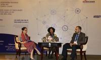 Organisasi-organisasi internasional berbagi pengalaman tentang bisnis yang bertanggung jawab di Vietnam