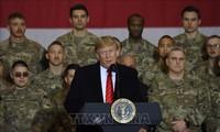 Presiden AS tiba-tiba mengunjungi Afghanistan
