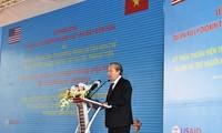 AS dan Vietnam Memperkuat Hubungan Kemitraan tentang Usaha Mengatasi Akibat Perang