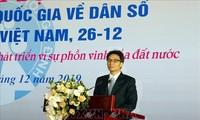 Mencanangkan Bulan Aksi Nasional tentang Kependudukan dan Hari Kependudukan Vietnam (26/12)