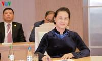 Kepercayaan Politik Membuka Jalan Bagi Hubungan Kerjasama Vietnam - Federasi Rusia dan Republik Belarus