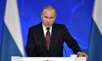 Ada Hampir 2000 Wartawan yang Mendaftarkan untuk Hadir pada Jumpa Pers Besar Presiden Rusia, V.Putin
