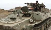 Tentara Suriah Mencapai Kemajuan Besar di Kawasan Barat Laut