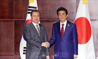 Jepang Mendesak Republik Korea Melakukan Langkah-Langkah untuk Memecahkan Perdebatan Bilateral
