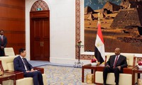 Sudan Menegaskan Bahwa Vietnam Adalah Teladan tentang Perkembangan