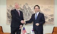 AS dan Republik Korea sepakat melakukan kerjasama erat dalam proyek-proyek antar-Korea