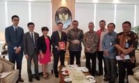 Vietnam dan Indonesia Mendorong Kerjasama di Bidang Perairan dan Perikanan