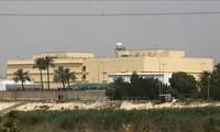 Serangan dengan roket terhadap Kedubes AS di Irak
