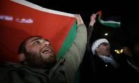 Palestina berhenti menaati permufakatan-permufakatan yang ditandatangani dengan Israel