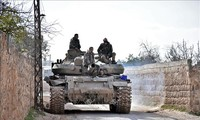 Tentara Suriah menduduki lagi beberapa kotamadya di Provinsi Idlib