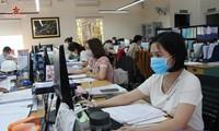 Badan-badan usaha Kota Da Nang mengatasi kesulitan dalam wabah nCoV