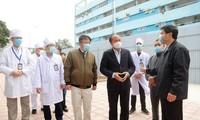 Provinsi Vinh Phuc memperkuat pencegahan dan pemberantasan wabah Covid-19