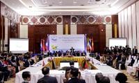 Negara-negara di kawasan Mekong-Lancang sepakat memperkuat kerjasama