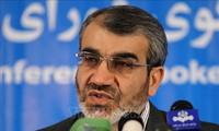 Iran mengutuk sanksi AS yang baru