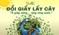 Memperkenalkan sepintas lintas tentang Klub Hijau di sekolahan-sekolahan di Vietnam