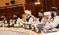 AS dan Taliban menandatangani permufakatan perdamaian