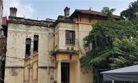 Memperkenalkan sepintas lintas tentang vila kuno stasiun siaran Bach Mai – satu tempat bersejarah yang mempunyai arti khusus tentang Radio Suara Vietnam