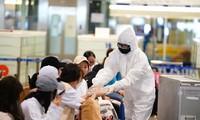 Isolasi terpusat dalam waktu 14 hari terhadap para penumpang negara-negara ASEAN