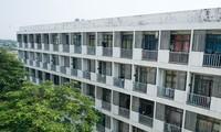 Semua universitas di Kota Hanoi mendukung fasilitas untuk menjadi zona isolasi