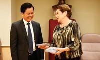 Vietnam dan AS melakukan kerjasama untuk mencegah dan memberantas wabah Covid-19