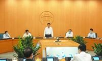Ketua Komite Rakyat Kota Hanoi: Rakyat di Ibu Kota Hanoi supaya tenang, tenteram dan percaya pada langkah-langkah mencegah dan memberantas wabah Covid-19