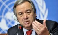 """PBB menganggap Covid-19 sebagai """"krisis yang paling serius"""" pasca Perang Dunia II"""